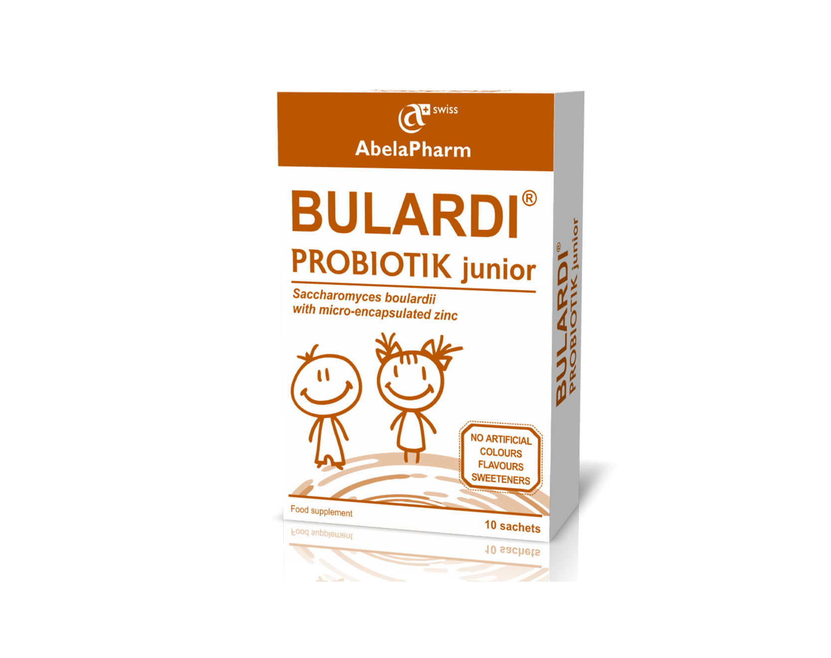 Bulardi probiotic Sachets Junior