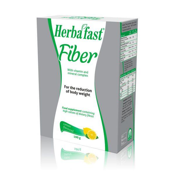 Herbafast Fiber Sachets – Lemon