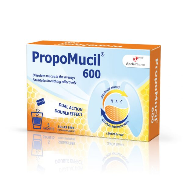 PropoMucil 600mg