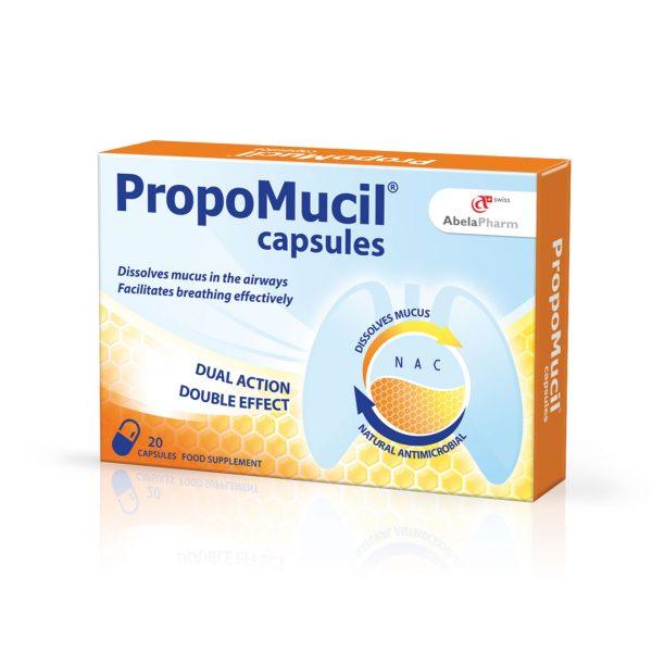 PropoMucil capsules