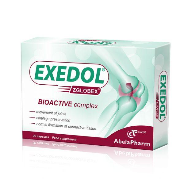 Exedol capsules