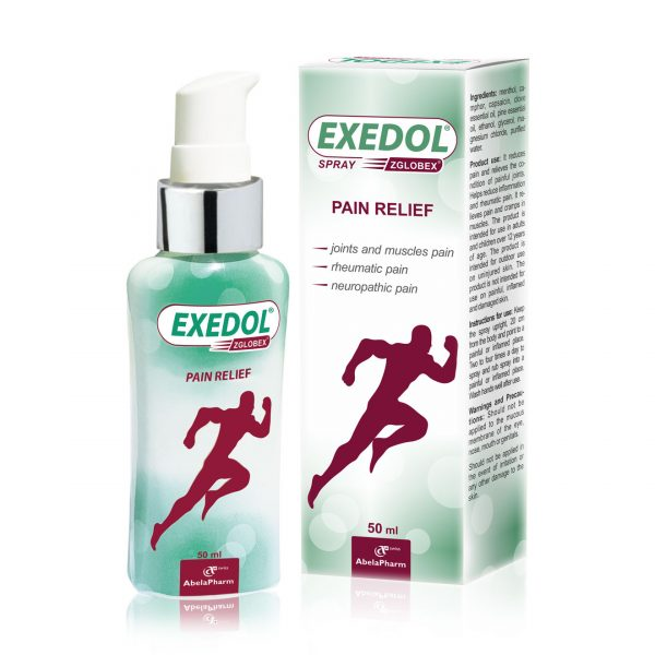 Exedol spray